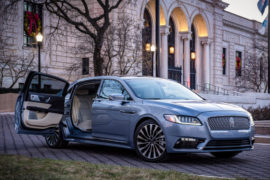 Lincoln Continental Coach Door Edition 4