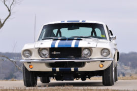 Mustang Shelby GT500 Super Snake 1967 2