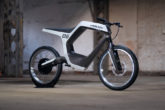 Novus Electric Motorcycle 1