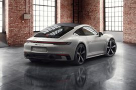 Porsche 911 Exclusive Manufaktur 1