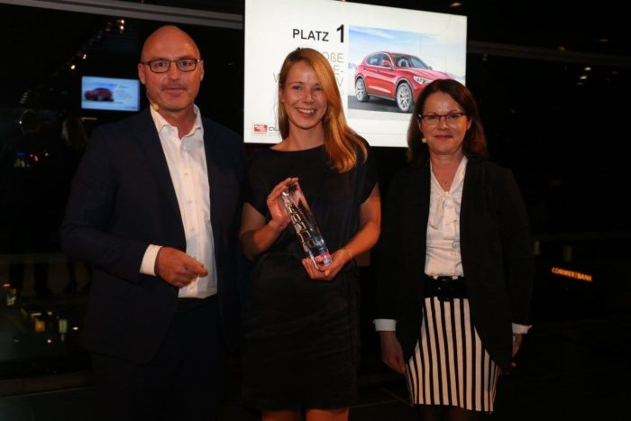 Rebecca Reinermann, Director Marketing Alfa Romeo e Jeep