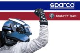 Sparco Official Partner Alfa Romeo Sauber F1 Team