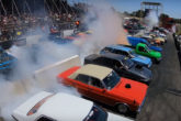 Summernets Burnout Guinness World Record 3