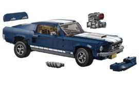 Ford Mustang 1967, Lego
