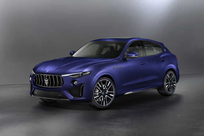 Maserati Levante Trofeo V8 Launch Edition 1