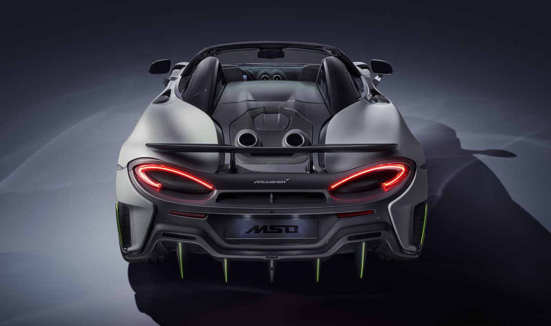 McLaren 600LT Spider by MSO 4