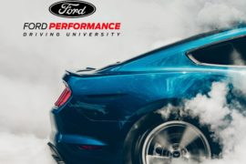 Ford Performance Driving University,