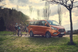 Ford Tourneo Custom Mild Hybrid 1