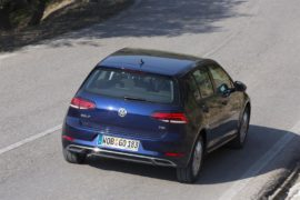 Golf 1.5 TGI 130 cv a metano 1