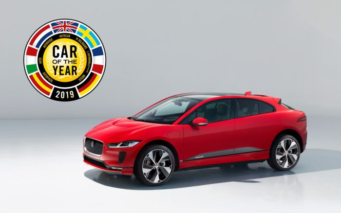 Jaguar I-Pace è Car Of the Year 2019. Vince il SUV elettrico