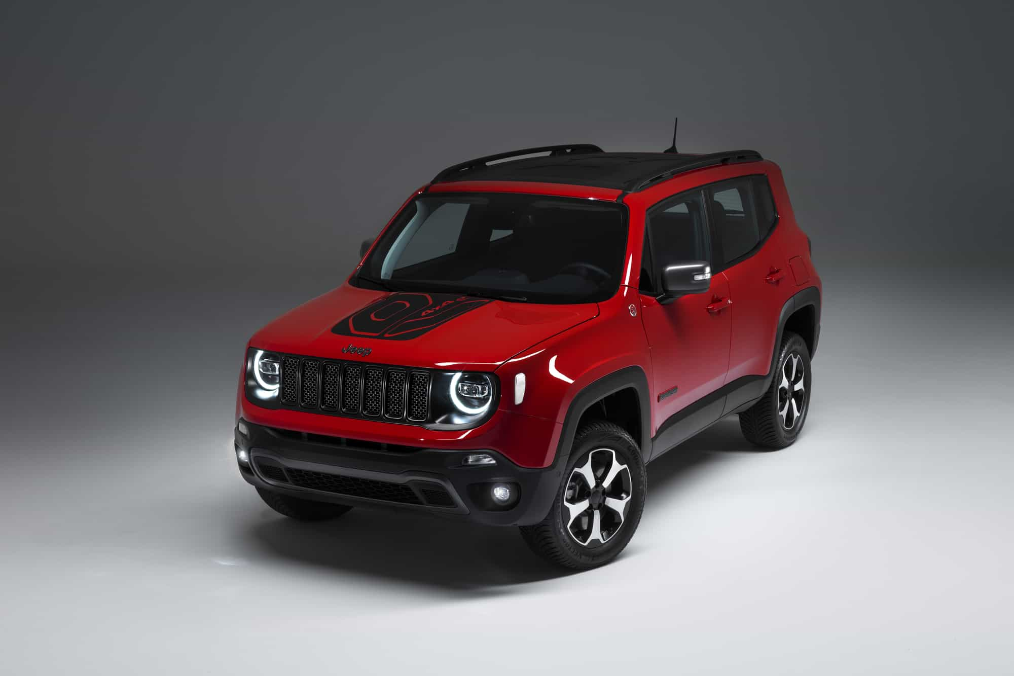Jeep Renegade Plug-in Hybrid 11