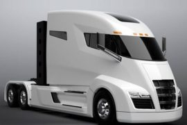 camion elettrico