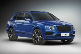 Bentley Bentayga V8 Design Series 7