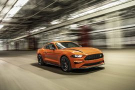 Ford Mustang High Performance Package 6