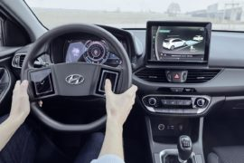 Hyundai Virtual Cockpit