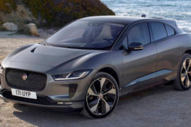 Jaguar I-Pace World Car of the Year 2019