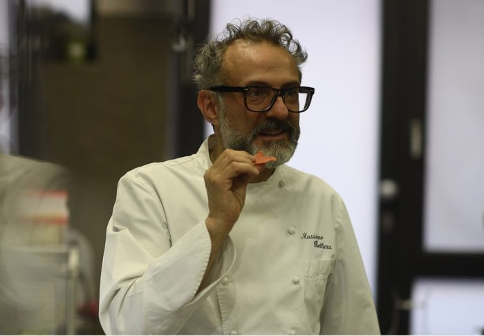 Massimo Bottura - www.osteriafrancescana.it