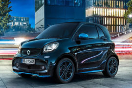 Smart EQ Fortwo - Stop alle vendite Smart in Nord America