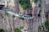 6 - Guoliang Tunnel road - Cina