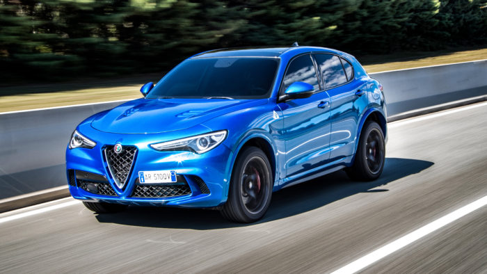 Stelvio Quadrifoglio Most Fun SUV