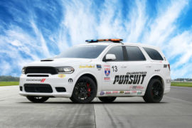 Dodge Durango SRT Pursuit