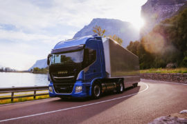 Iveco Stralis LNG Natural Power