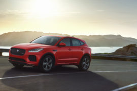 Jaguar E-Pace Chequered Flag 1