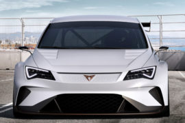 Seat Cupra e-Racer - Nuovo campionato Electric Touring Car Racing