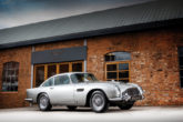 Aston Martin DB5 di James Bond all'asta 1