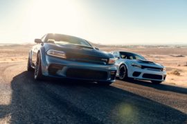 Dodge Charger, Widebody per Scat Pack e SRT Hellcat 17