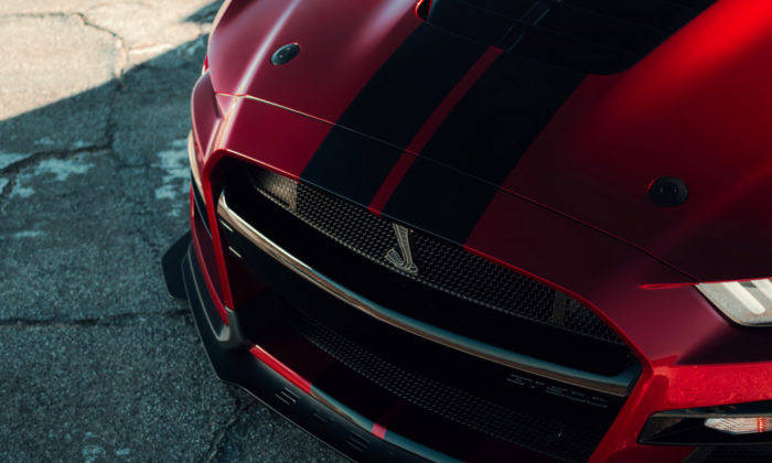 Ford Mustang Shelby GT500 2020- La più potente 7