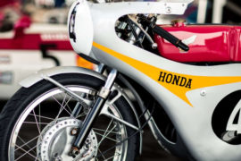 Honda - 60 anni di TT al Goodwood Festival of Speed 2019