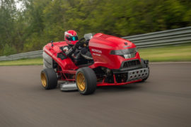 Honda Mean Mower V2 2