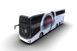 Hyundai Electric Double-Decker Bus 4