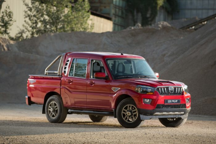 Mahindra Goa pick-up Plus