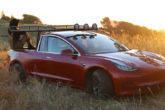 Truckla - il pick-up ricavato da una Tesla Model S