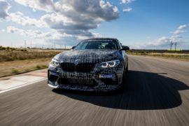 BMW M2 Competition racing