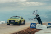 Bentley Continental GT - Record a Pikes Peak 1