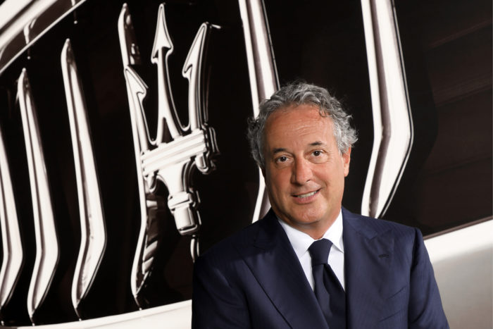 Davide Grasso, Chief Operating Officer di Maserati2