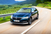 Nuova Skoda Superb, prova su strada. Ammiraglia full optional