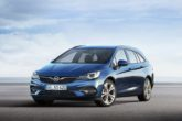Opel Astra Restyling