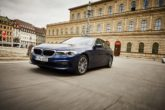 BMW 530e, ibrida plug-in e a trazione integrale