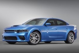 Dodge Charger SRT Hellcat Daytona 50th Anniversary Edition