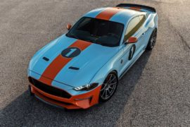 Ford Mustang Gulf Heritage Edition 8