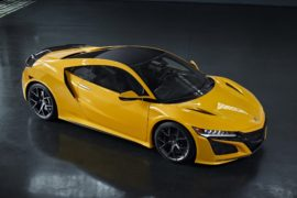 Honda NSX Acura Indy Yellow Pearl 15