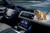 Jaguar Land Rover - Nuovi head up display in 3D 1