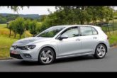 Volkswagen Golf 8 GTE - youtube autowrap