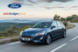 Avis Budget Group e Ford, connected cars per il noleggio in Europa