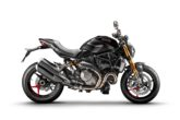 Ducati Monster 1200 S Black on Black 7