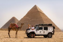 Expedition Earth, il giro del mondo a bordo della Jeep Wrangler